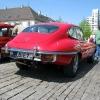 Oldtimer beim Auto-Frühling 2010 auf dem Ludwigsburger Marktplatz