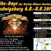 Bike-Days 1
