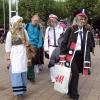 Cosplayer Frankfurter Buchmesse 2012