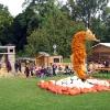 Kürbisausstellung im Blühenden Barock 2010