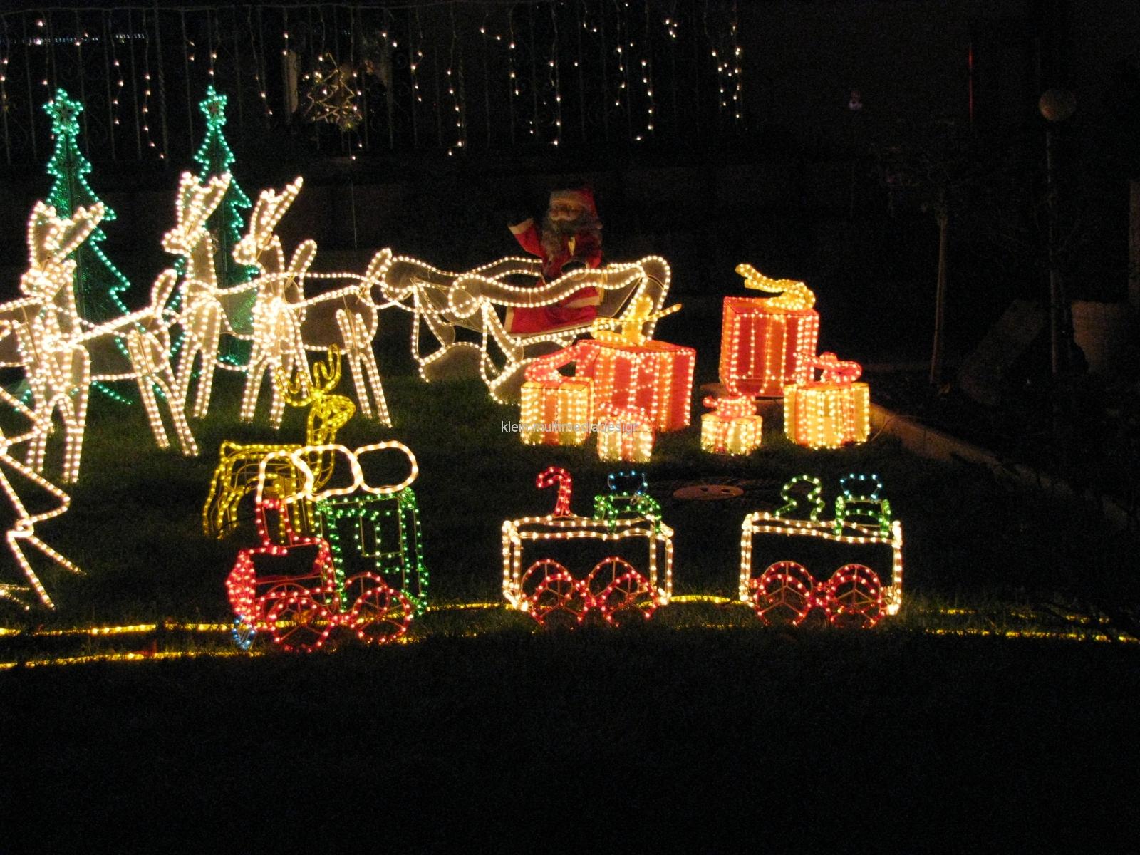 Möglingen Weihnachtsbeleuchtung 3