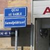 Straßburg Sandplaetzel