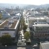Stuttgart von oben im November 2012
