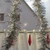 Weihnachtsdekos in den letzten Jahren