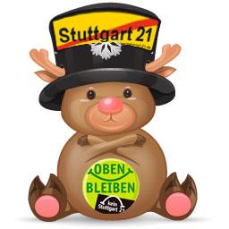 obenbleiben4_256x256 - Oben bleiben- Kein Stuttgart 21- Für Kopfbahnhof 21