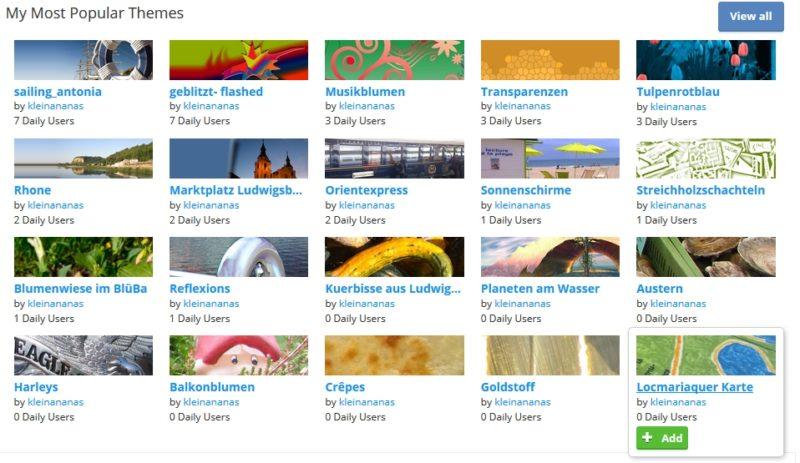Firefox-Themes selbst gestalten | klein multimediadesign BLOG