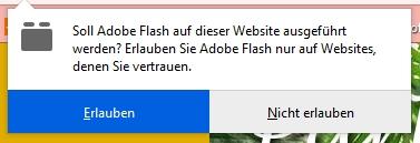 soll flash wirklich