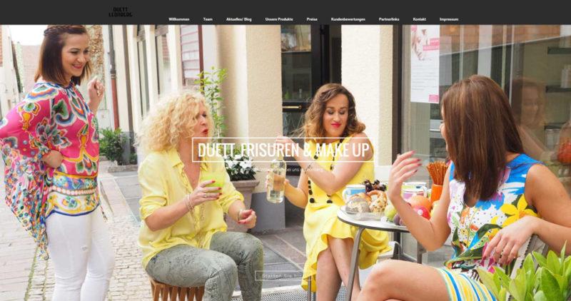 Duett. frisuren & make up Bianka Anielski Leonberg